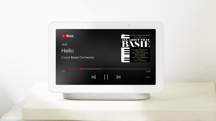 Google Nest Hub koppelen