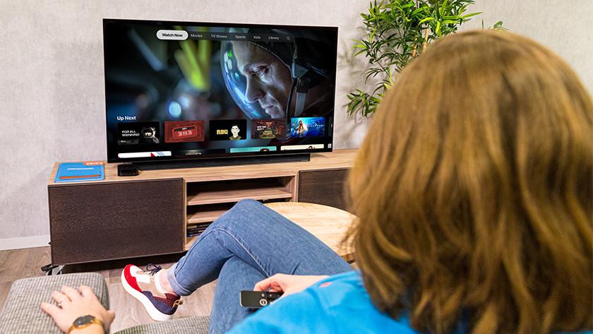 Apple TV app beschikbaarheid