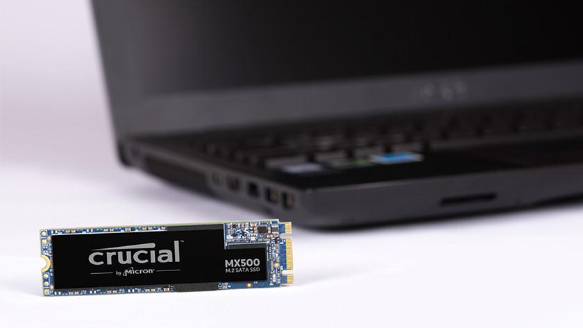 Install M.2 SSD