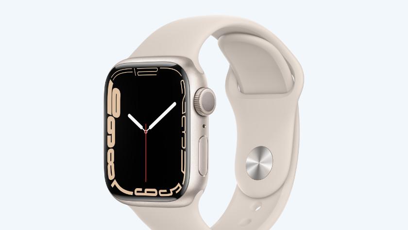 Apple Watch Series 7 formaten