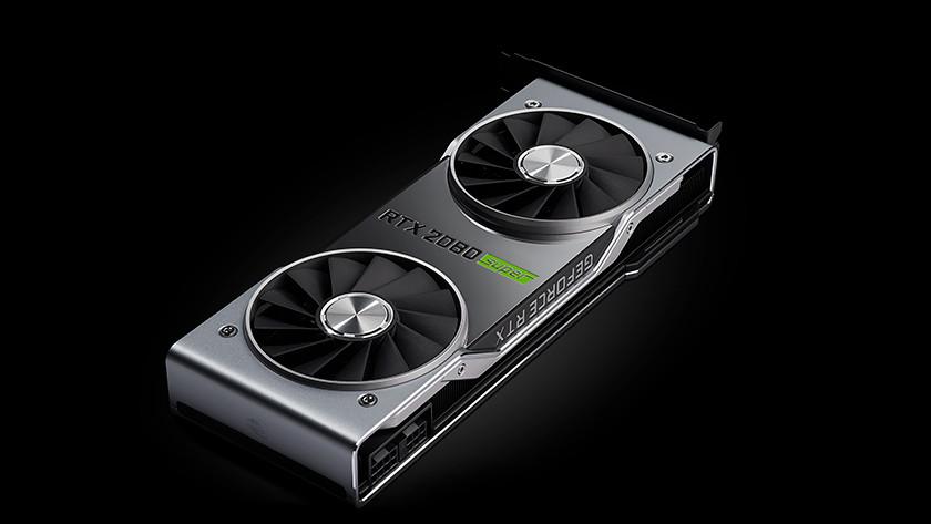 NVIDIA GeForce RTX 2080 video card