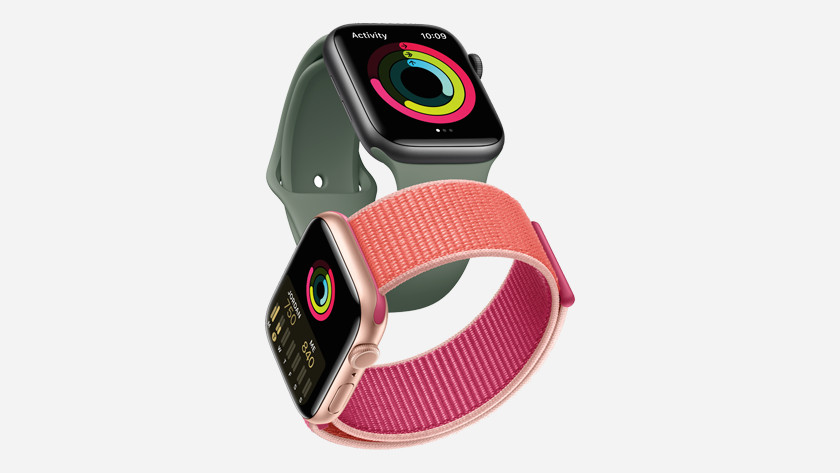Apple Watch Series 5 sporten