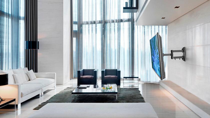tv ophangen