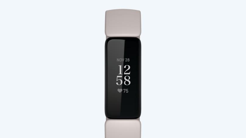 Fitbit Inspire 2 zwart-wit scherm