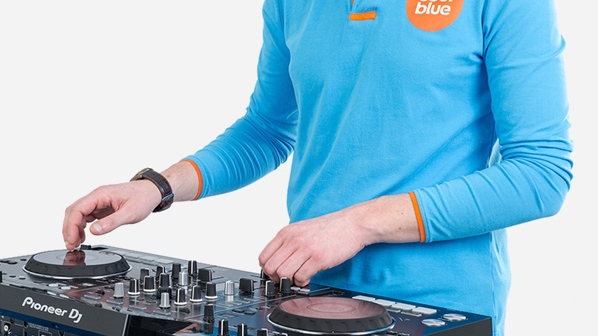 DJ mengpaneel