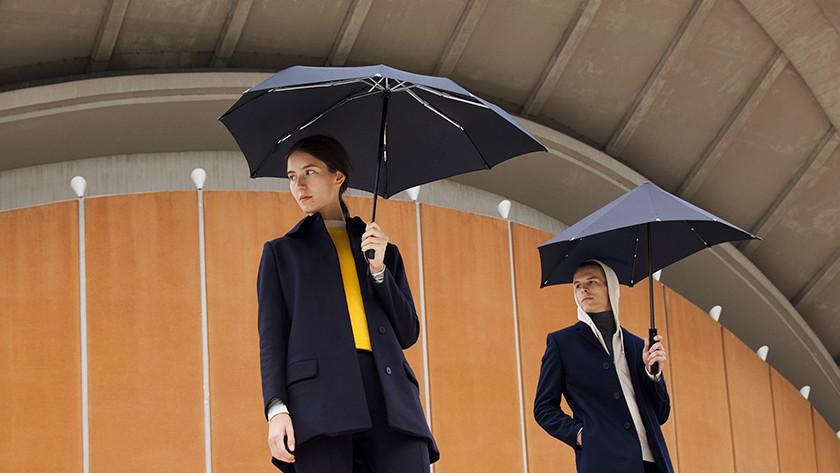 Storm umbrellas