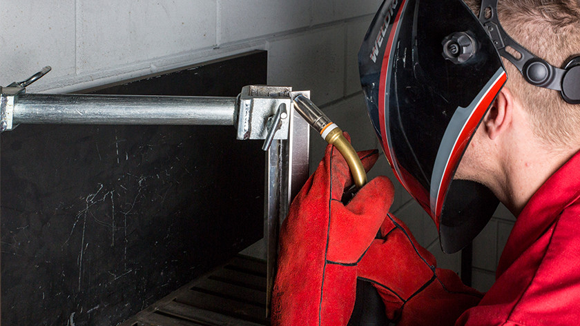 When do you use MIG/MAG welding?