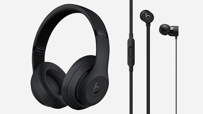 Connect headphones and earbuds