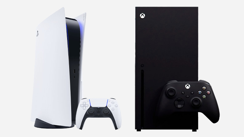 PS5 and Xbox Series X.