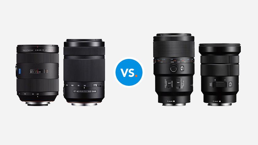 lens type