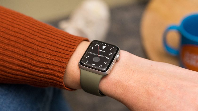 Apple Watch Silicone Sport Loop watch strap