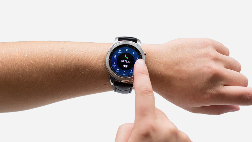 call samsung gear s3
