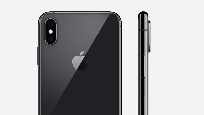 Camera iPhone Xs and Xs Max