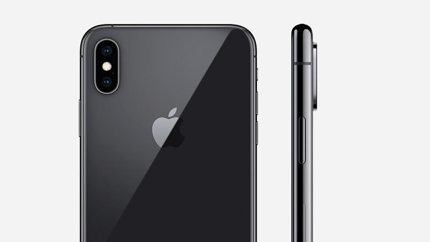 Camera iPhone Xs en Xs Max