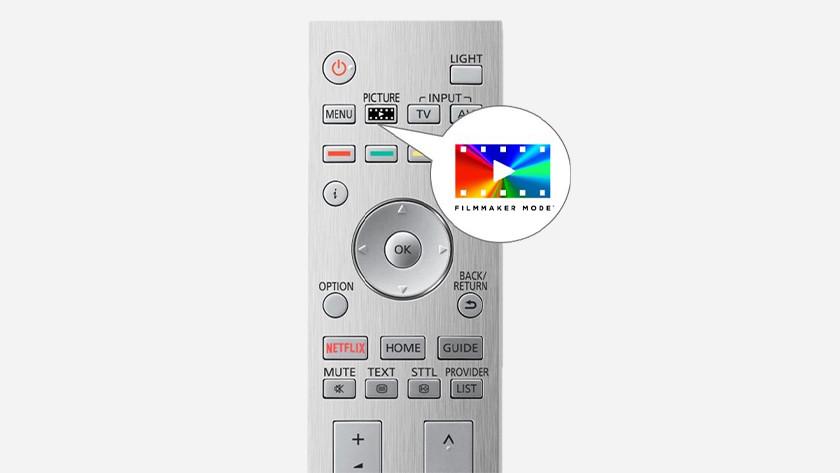 Films kijken zoals de regisseur ze bedoeld heeft met een Panasonic tv