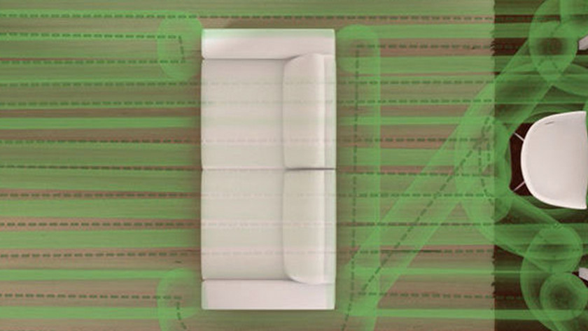 Robot vacuum navigation