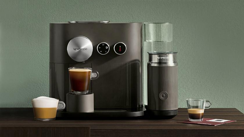 Ontdek het Nespresso machine assortiment