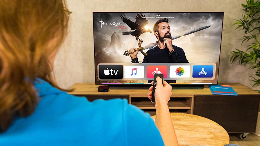 Apple TV + beschikbaarheid