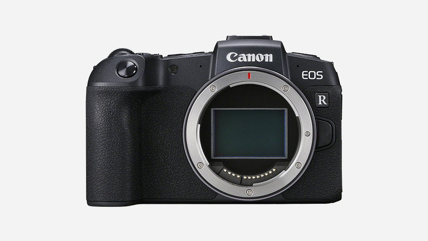 Fysieke kenmerken Canon EOS RP