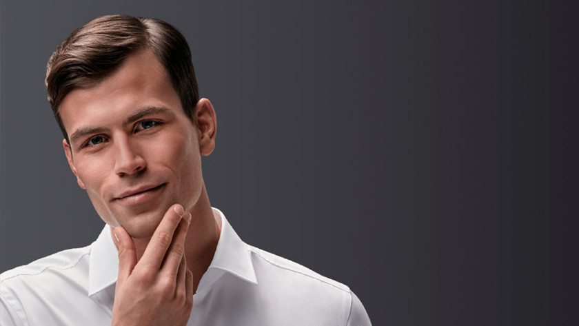Post-shave treatment of the skin