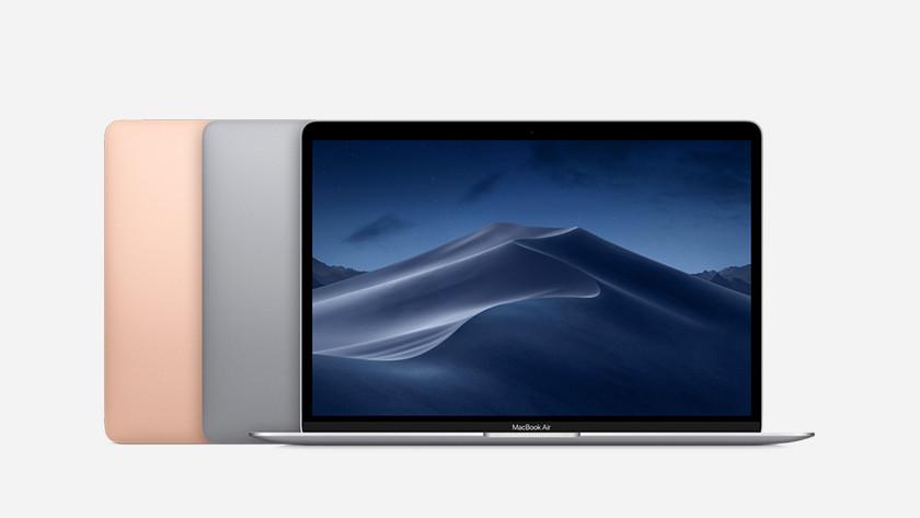 Colors MacBook Air