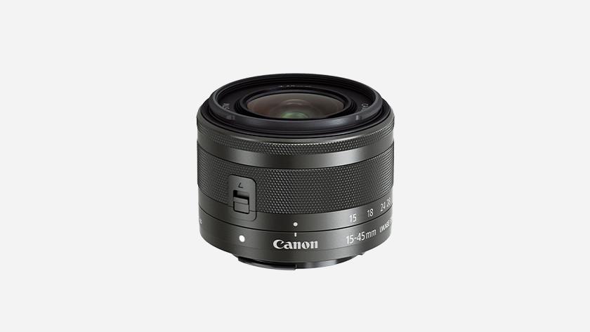 Canon EF-M lens