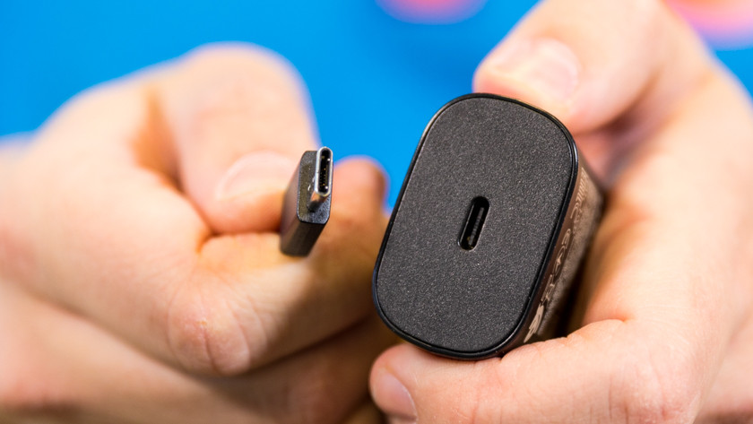 Samsung S21 opladen kabel