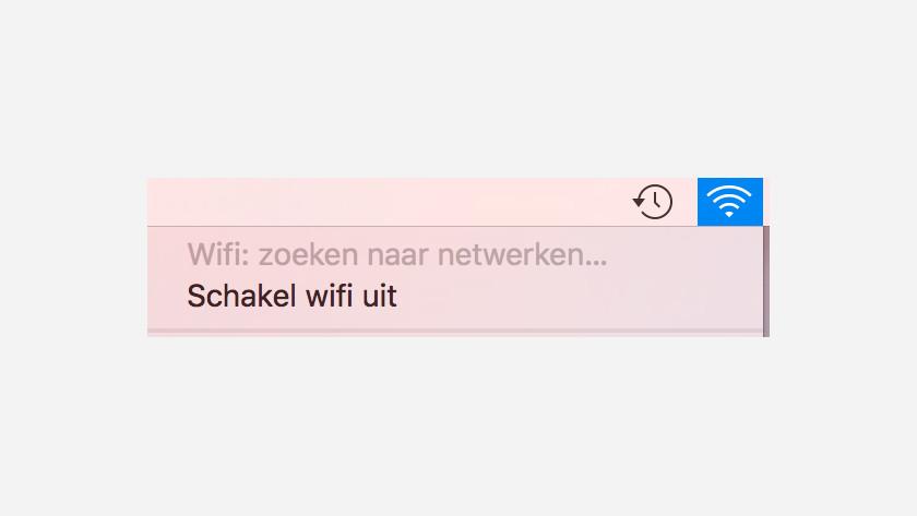Disable WiFi Apple MacBook