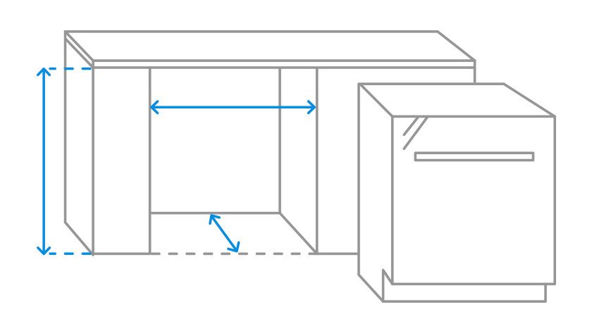 Drawing niche dimensions