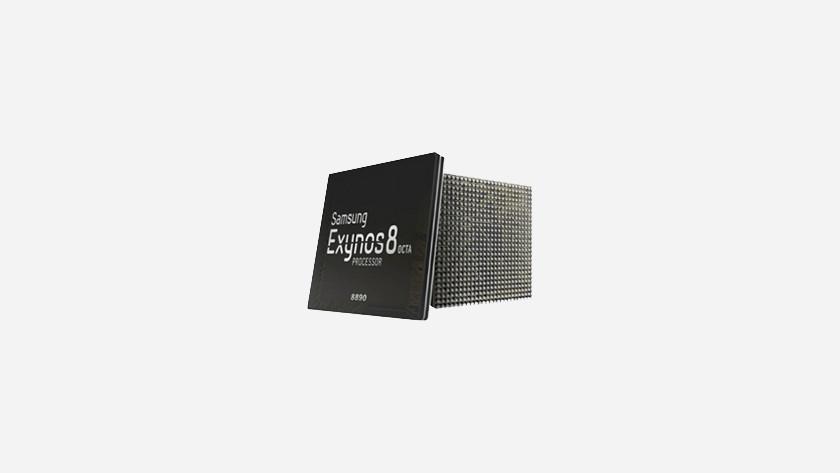 Exynos 8 processor