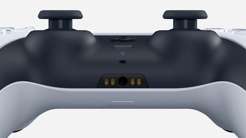 PlayStation 5 controller microfoon