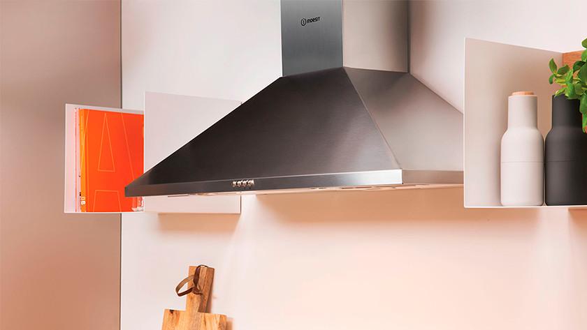 Afzuigkap In Plafond : Plafondunit meer ruimte afzuigkappen keuken