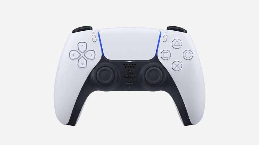 PS5 controller looks like PS4 controller