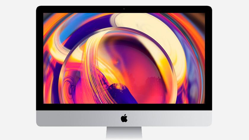 Apple iMac (2019) opslag