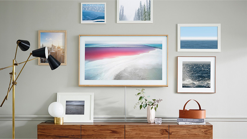 One Connect Box Samsung The Frame