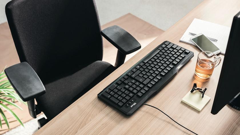 bedraad toetsenbord