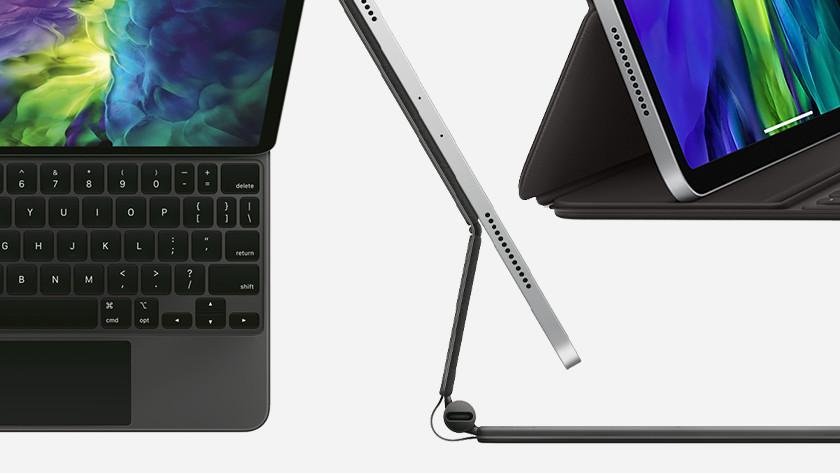 iPad Magic Keyboard hoes