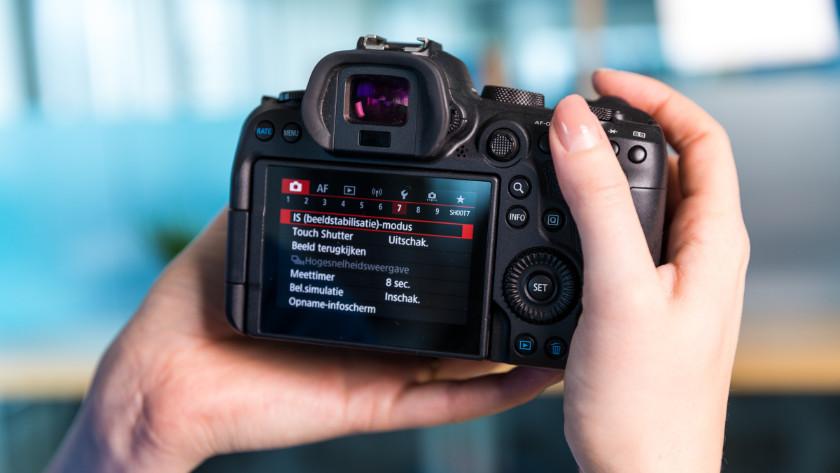 beeldkwaliteit EOS R6