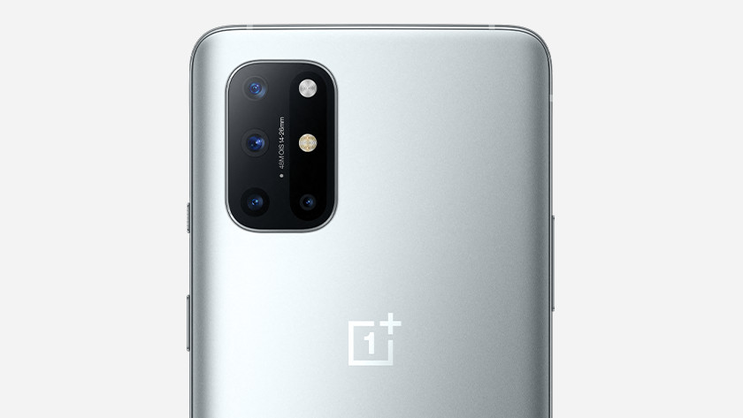 Camera OnePlus 8T of OnePlus Nord