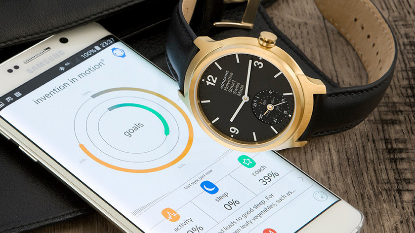 Smartwatch connection