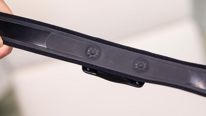 Sensor heart rate belt
