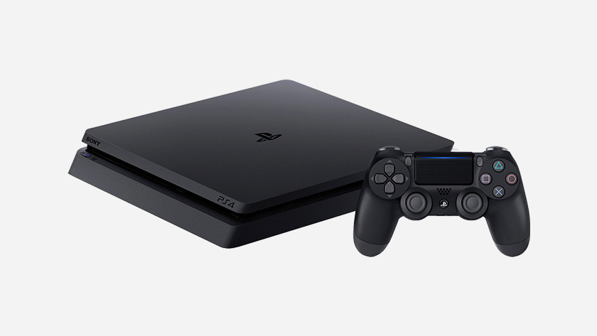 PS4 Slim formaat