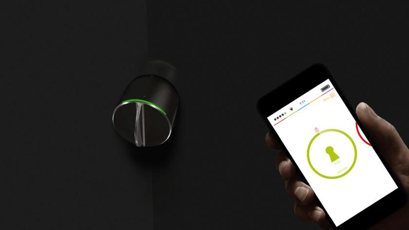 Deurbel met smartphone app