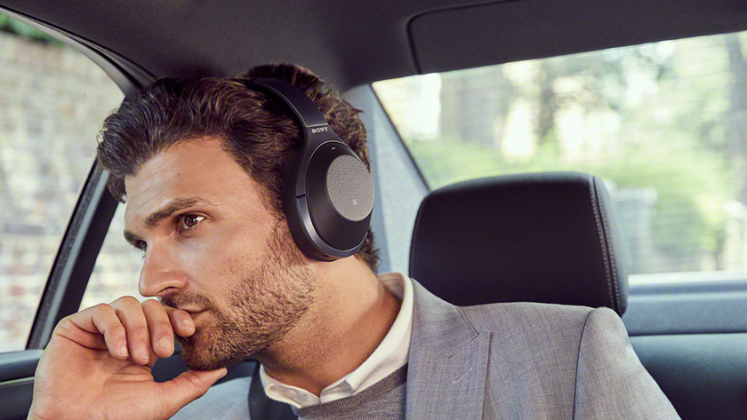 Noise cancelling Sony WH-1000XM2