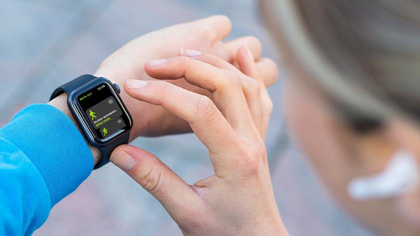 Kalibreer je Apple Watch