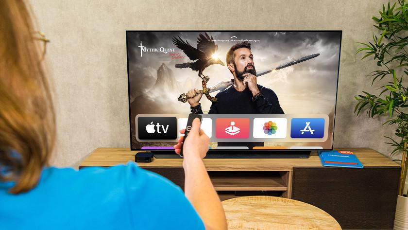 Aan de slag met Apple TV+ deactiveren