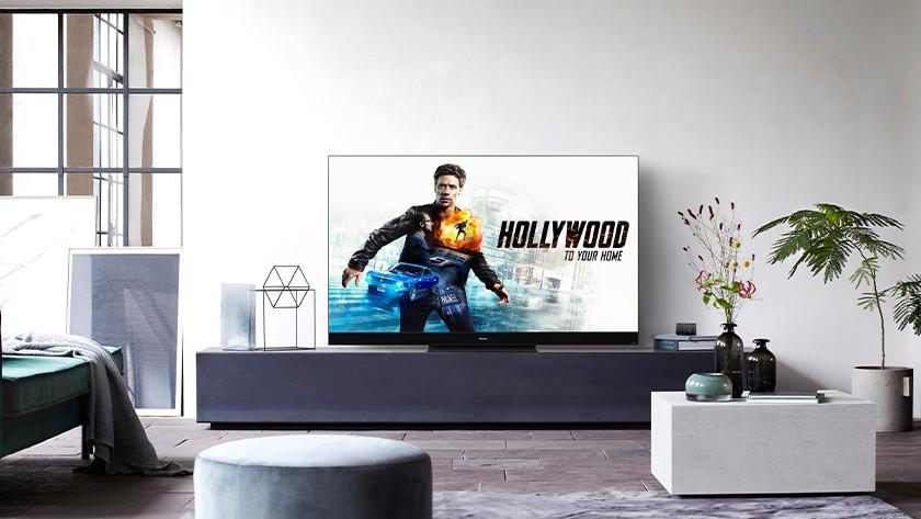 Tv's van Panasonic