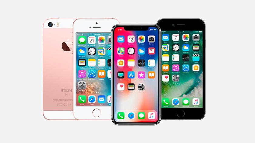 iPhone price business