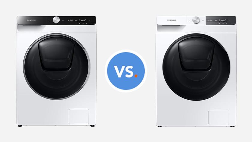 Samsung wasmachines 8000 vs 7000 serie
