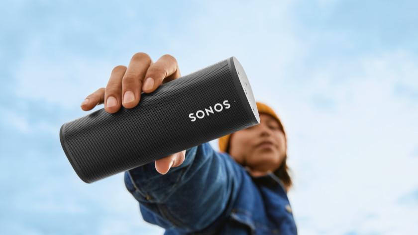 Sonos Roam buiten